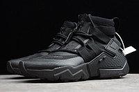 "Кроссовки Nike Air Hurache Gripp ""Triple Black"" (36-45), фото 5"
