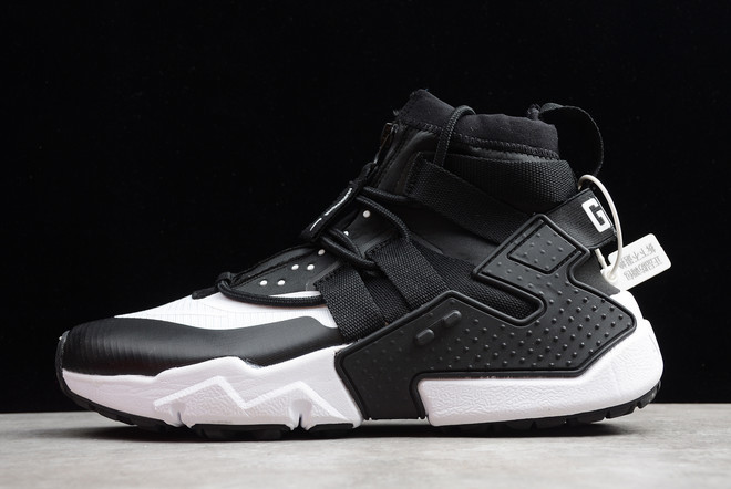 "Кроссовки Nike Air Hurache Gripp ""Black/White"" (36-45)"