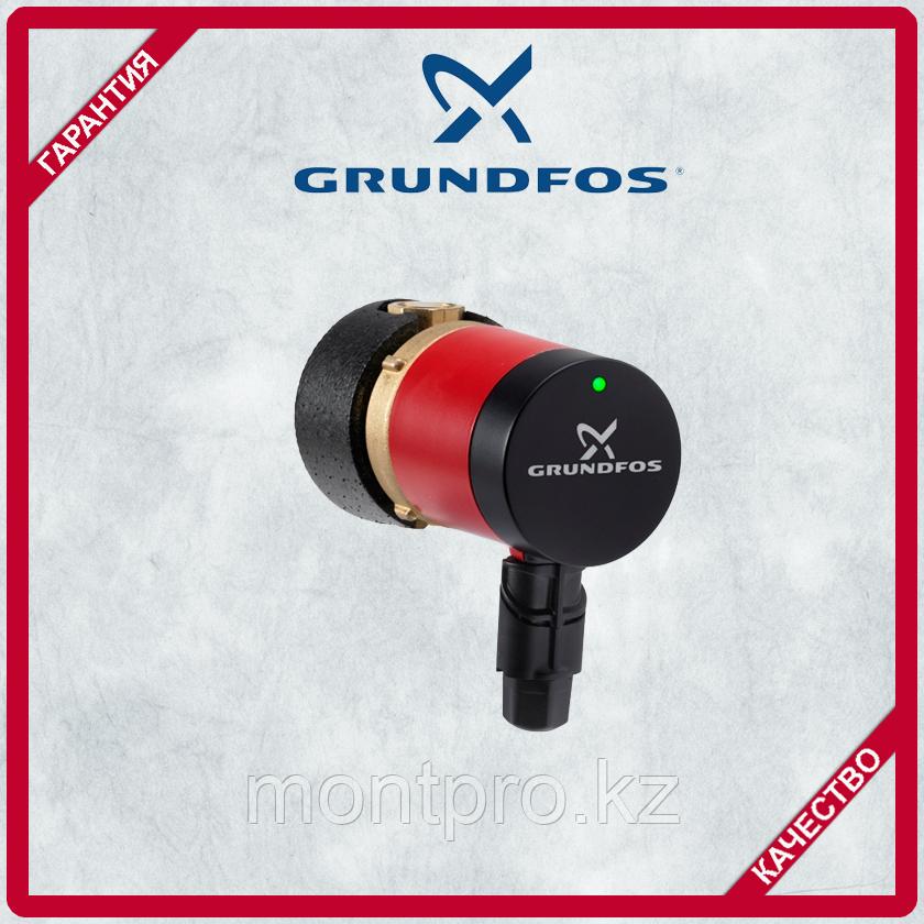 Насос рециркуляционный Grundfos COMFORT 15-14 BXT PM 140 (с функцией котроля тем.-ры и встр. обратн.клапан)G1