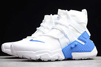"Кроссовки Nikе Air Hurache Gripp ""White/Royal Blue"" (36-45), фото 4"