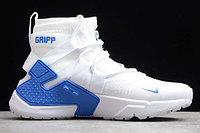 "Кроссовки Nikе Air Hurache Gripp ""White/Royal Blue"" (36-45), фото 5"