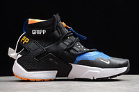 "Кроссовки Nike Air Hurache Gripp ""Sail Black/Blue-Orange-White"" (36-45), фото 2"