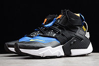 "Кроссовки Nike Air Hurache Gripp ""Sail Black/Blue-Orange-White"" (36-45), фото 3"