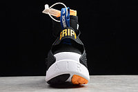 "Кроссовки Nike Air Hurache Gripp ""Sail Black/Blue-Orange-White"" (36-45), фото 5"