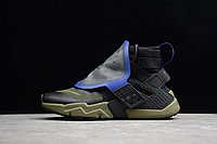 "Кроссовки Nike Air Hurache Gripp ""Black Olive Canvas"" (36-45), фото 2"