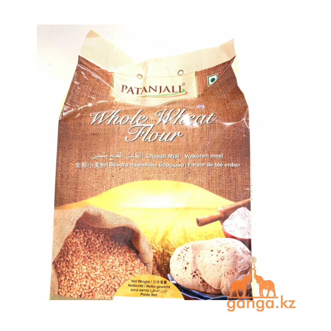 Цельнозерновая мука из твердых сортов пшеницы (ATTA), 5 кг