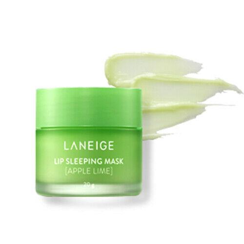 LANEIGE Lip Sleeping Mask Ночная Крем-Маска для Губ с экстрактом ЯБЛОКА и ЛАЙМА 8гр