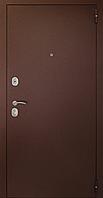 Входная дверь Дверной континент Иртыш металл/металл 860×2050