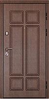 Входная дверь Дверной континент Консул беленый дуб 860×2050