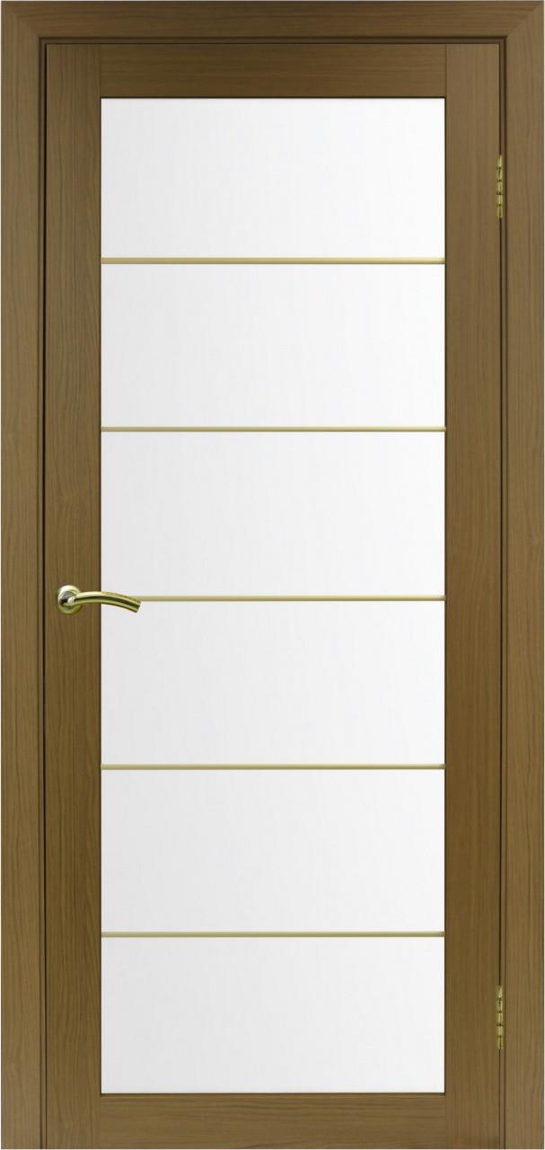 Комплект двери Оптима Порте 501.2 АСС мат.золото 600x2000 - фото 1