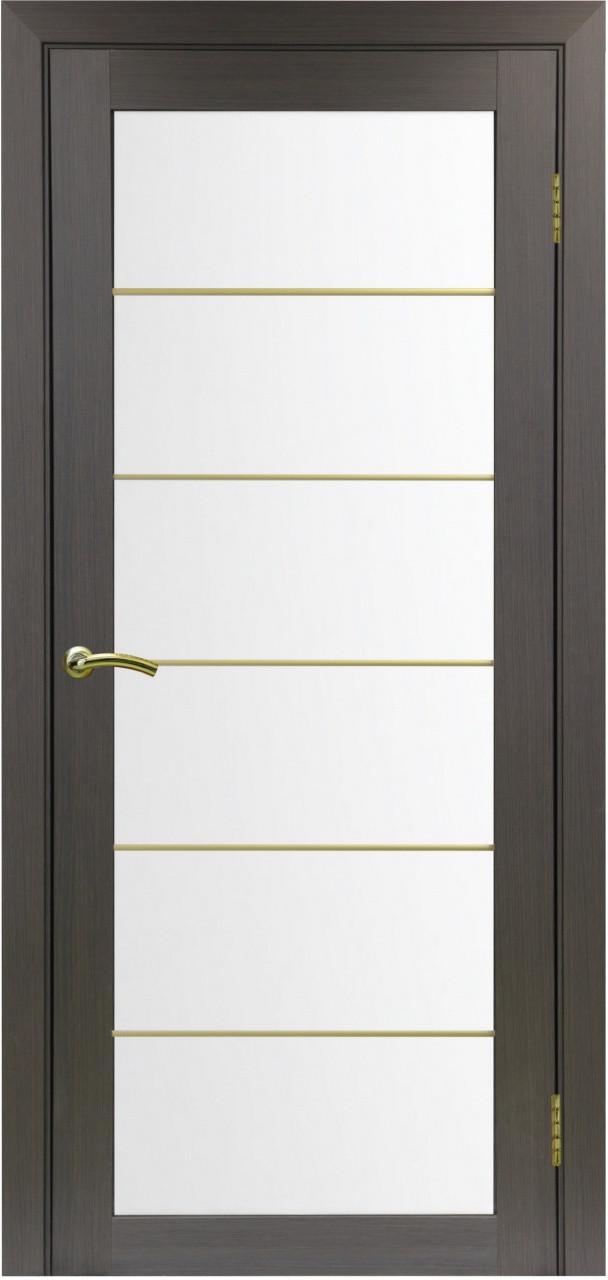 Комплект двери Оптима Порте 501.2 АСС мат.золото 600x2000 - фото 2