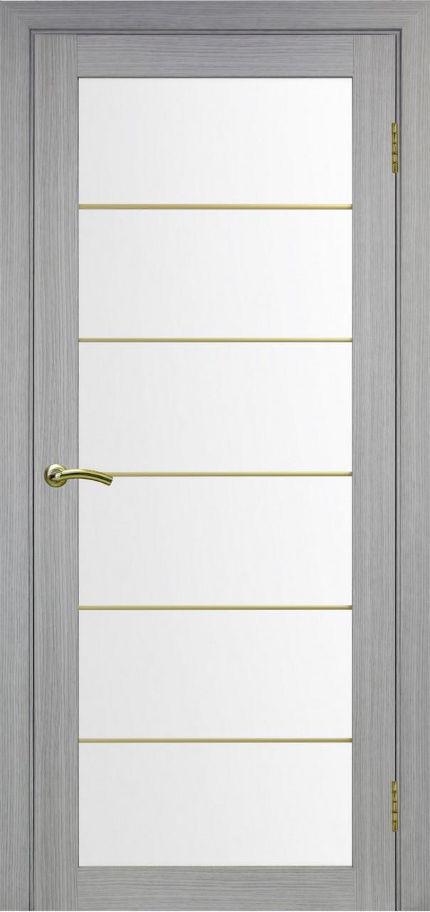 Комплект двери Оптима Порте 501.2 АСС мат.золото 600x2000 - фото 4