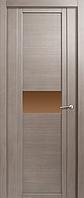 Комплект двери Мильяна Qdo H ст. бронза 600x2000