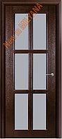 Комплект двери Мильяна Натель 2 ст. светлое фрезеровка Натель 2 600x2000