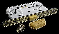 Защелка магнитная под цилиндр Morelli M1885-U IB Цвет - Итальянская бронза