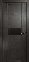 Комплект двери Мильяна Qdo H ст. черное 600x2000