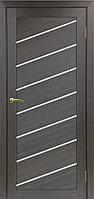 Комплект двери Оптима Порте 508 У ст. сатин 900x2000
