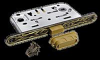 Защелка сантехническая магнитная Morelli M1895-U IB Цвет - Итальянская бронза