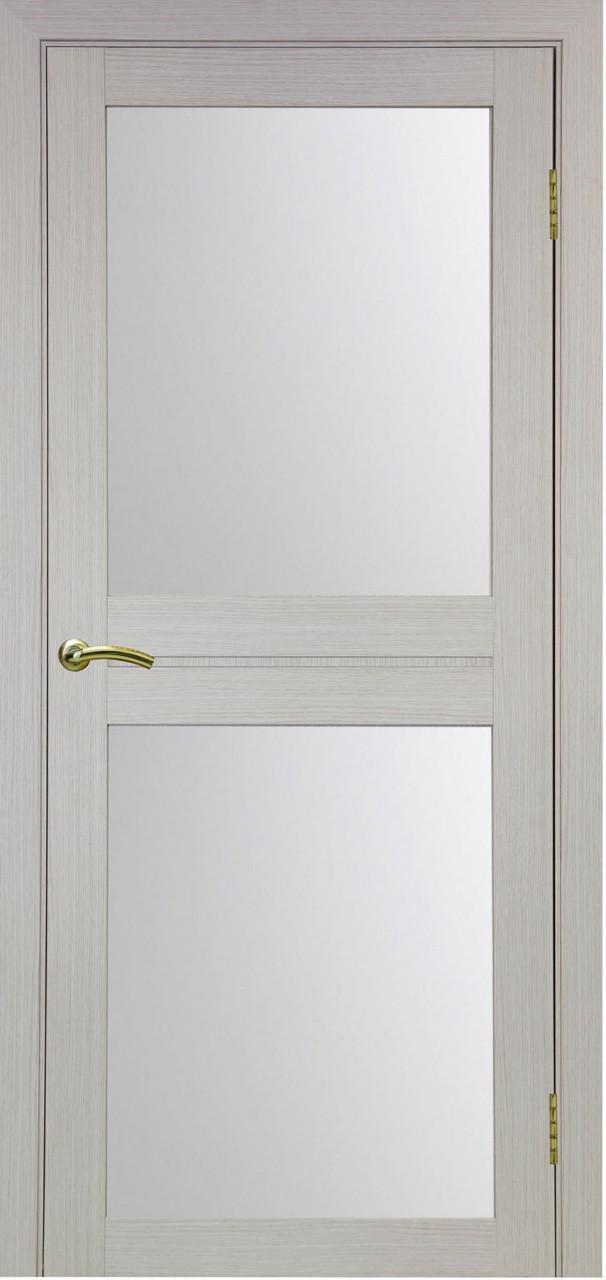 Комплект двери Оптима Порте 520.212 ст сатин 600x2000 - фото 1