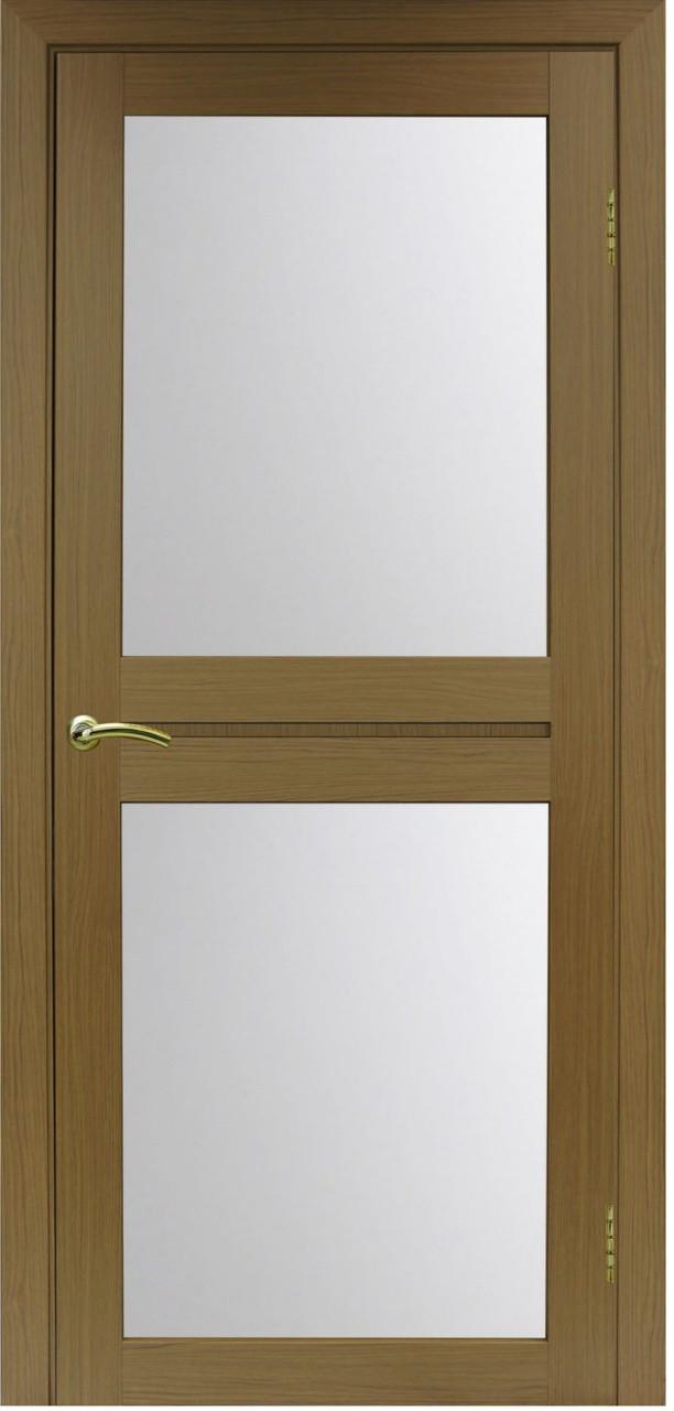 Комплект двери Оптима Порте 520.212 ст сатин 600x2000 - фото 2