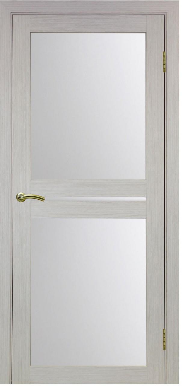 Комплект двери Оптима Порте 520.222 ст. сатин 600x2000 - фото 1