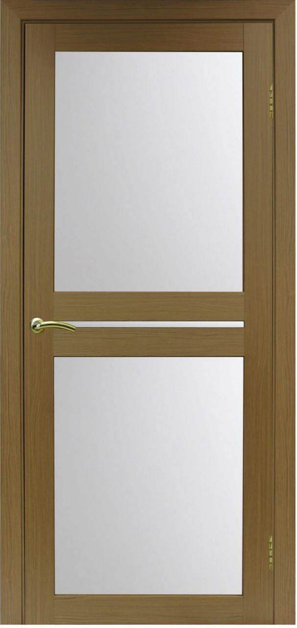 Комплект двери Оптима Порте 520.222 ст. сатин 600x2000 - фото 2