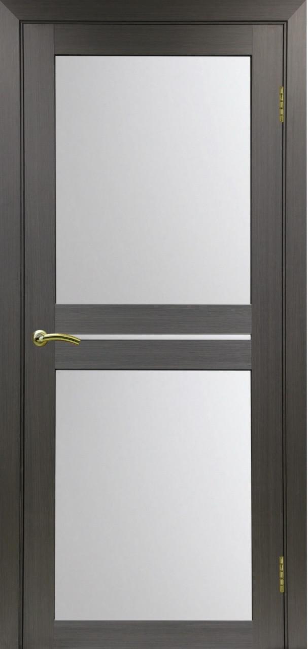 Комплект двери Оптима Порте 520.222 ст. сатин 600x2000 - фото 3
