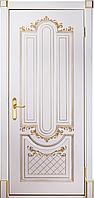 Комплект двери Interne Doors Александрия 2 патина золото 600x2000
