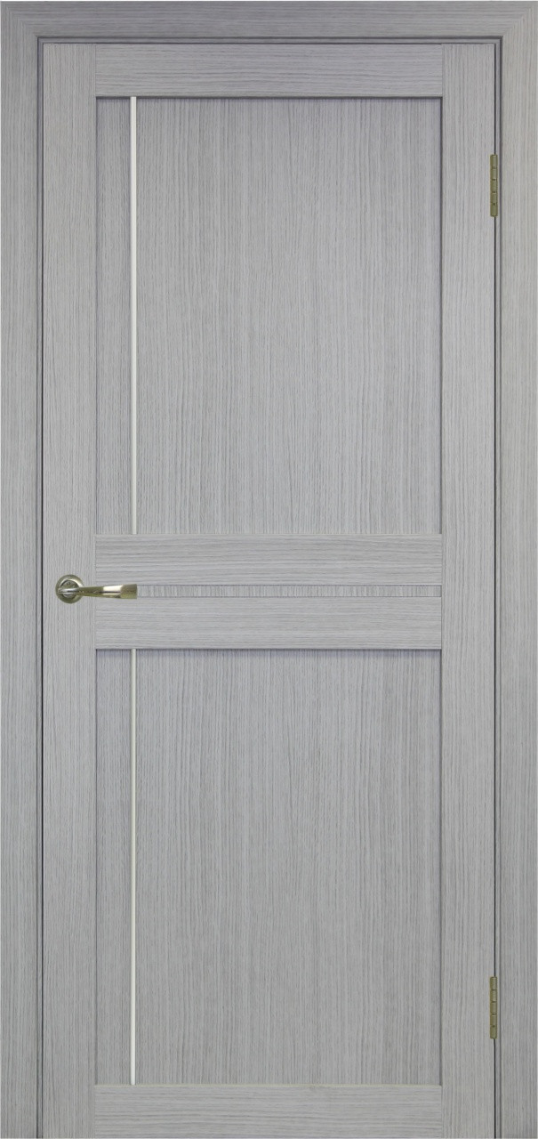 Комплект двери Оптима Порте 523.111 АПП мат.хром 600x2000 - фото 3