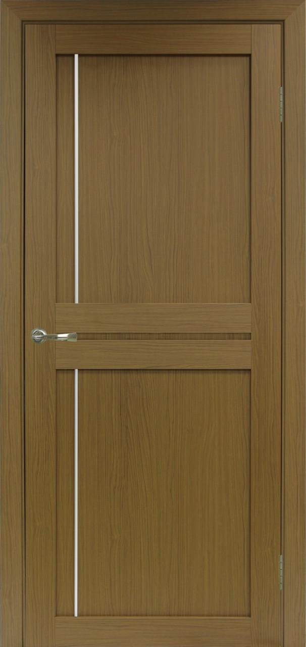Комплект двери Оптима Порте 523.111 АПП мат.хром 600x2000 - фото 4
