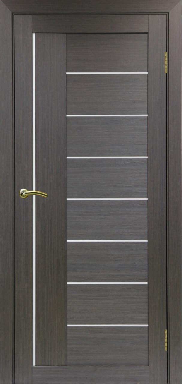 Комплект двери Оптима Порте 524 ст. сатин 600x2000 - фото 2