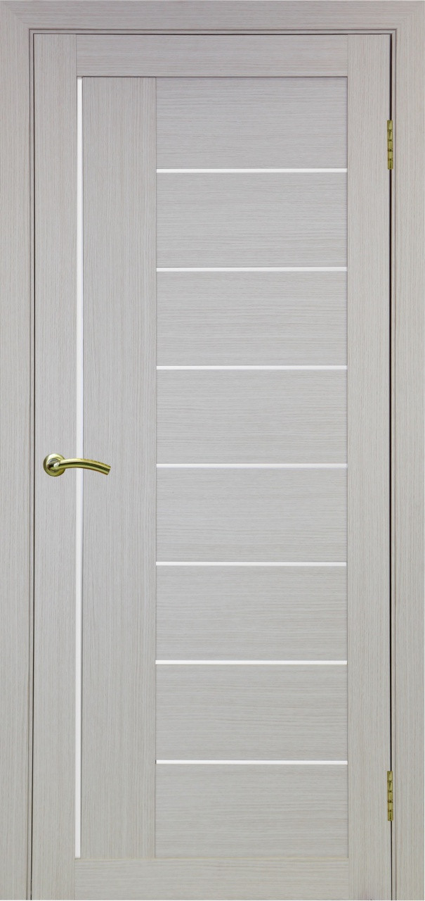 Комплект двери Оптима Порте 524 ст. сатин 600x2000 - фото 3