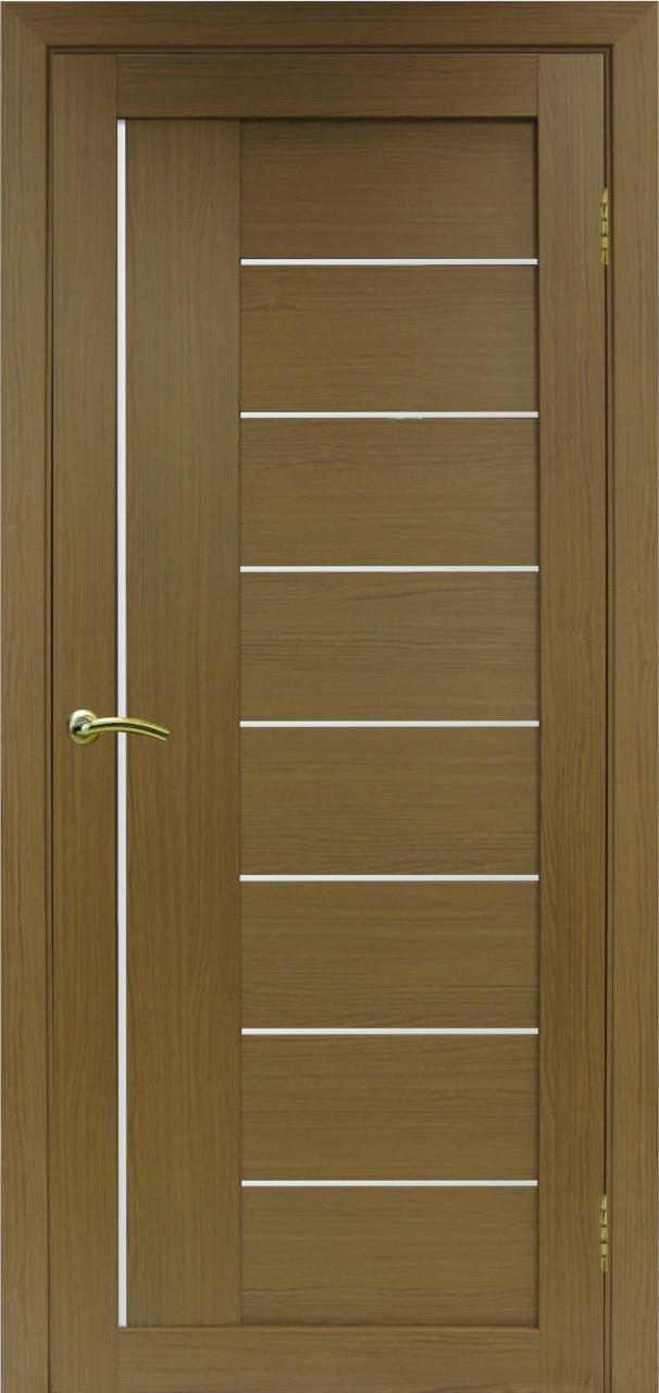 Комплект двери Оптима Порте 524 ст. сатин 600x2000 - фото 4