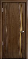 Комплект двери Мильяна Омега 1 узкое ст. бронза 600x2000