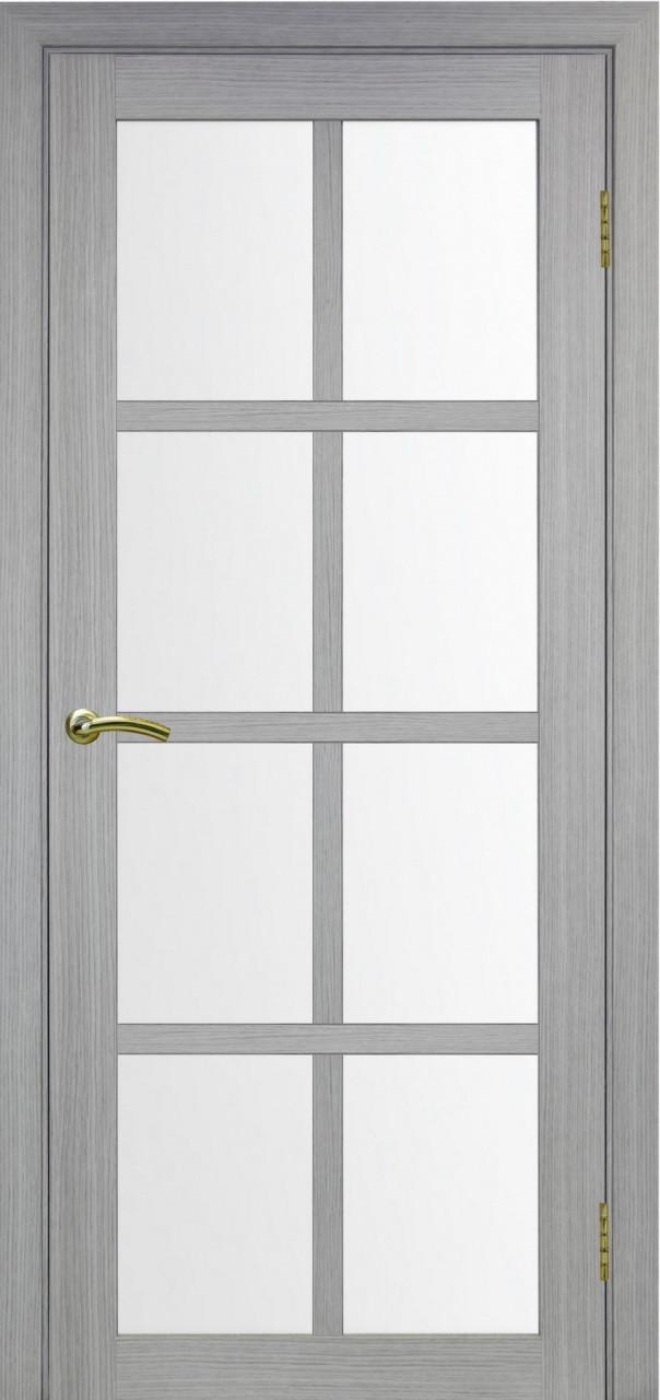 Комплект двери Оптима Порте 541 ст. сатин 600x2000 - фото 2