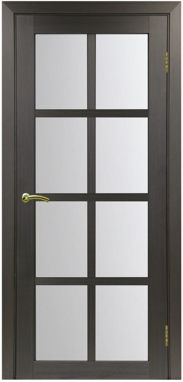 Комплект двери Оптима Порте 541 ст. сатин 600x2000 - фото 3