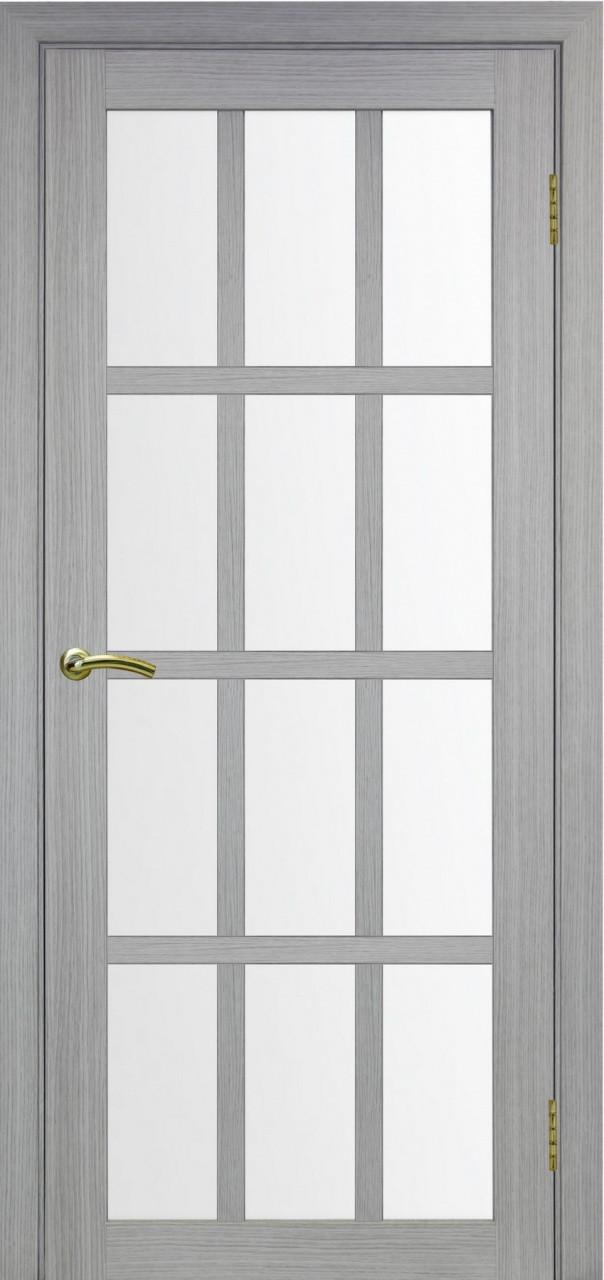 Комплект двери Оптима Порте 542 ст. сатин 600x2000 - фото 3