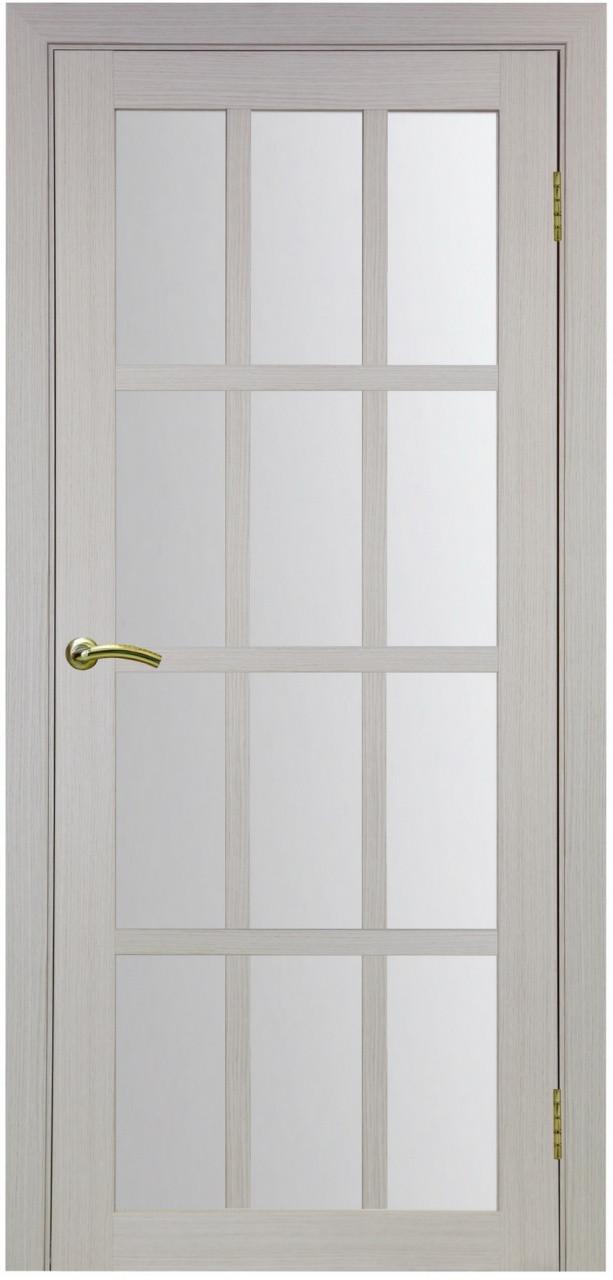 Комплект двери Оптима Порте 542 ст. сатин 600x2000 - фото 4