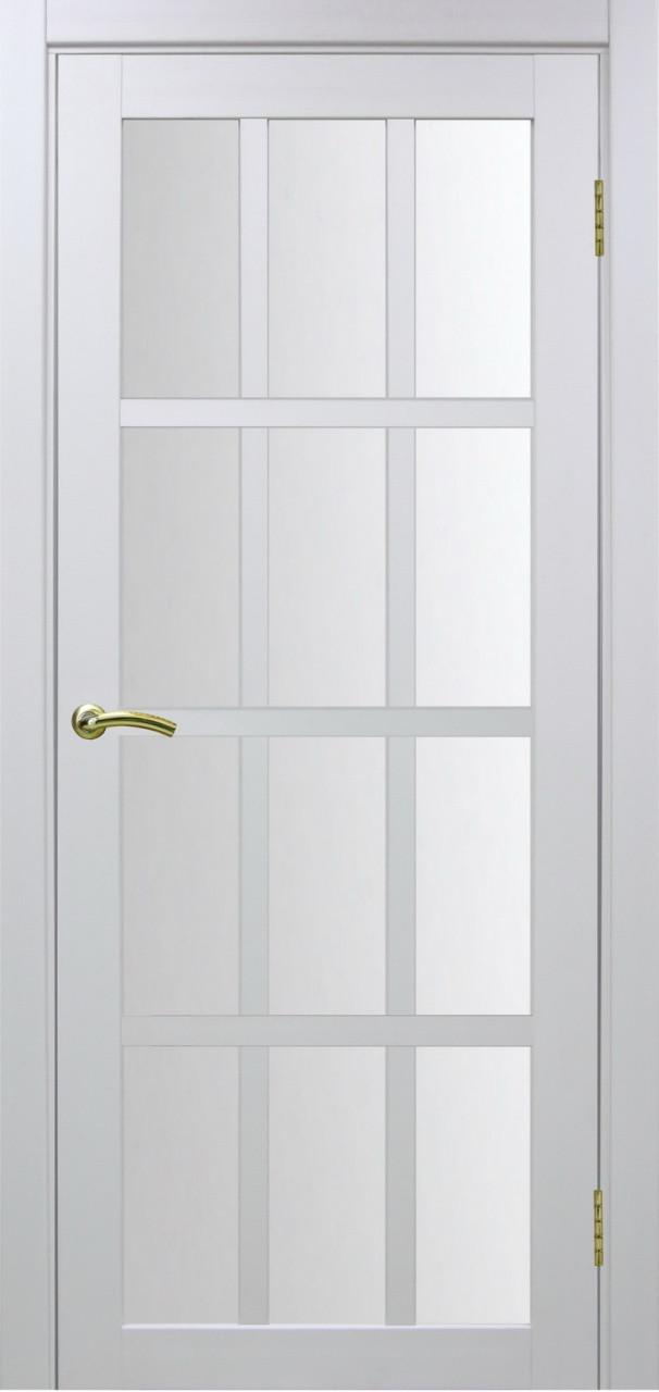 Комплект двери Оптима Порте 542 ст. сатин 600x2000 - фото 5