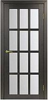 Комплект двери Оптима Порте 542 ст. сатин 900x2000