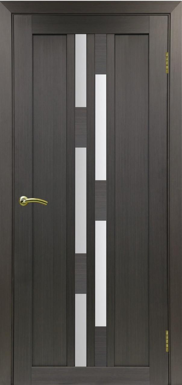 Комплект двери Оптима Порте 551 ст сатин 600x2000 - фото 1