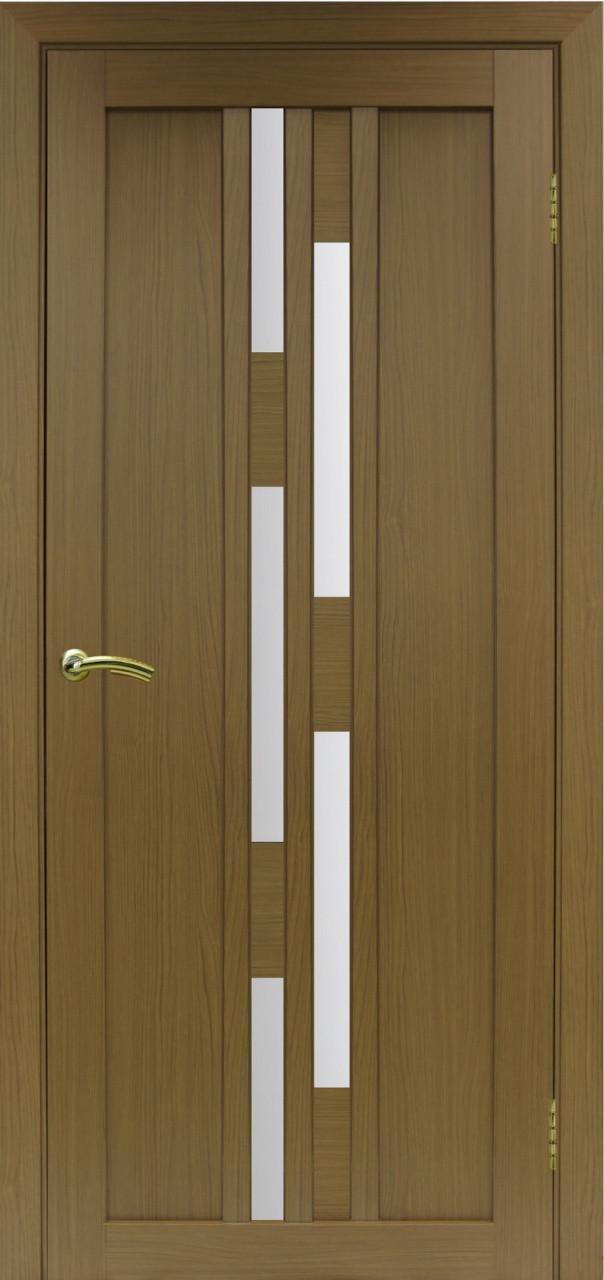 Комплект двери Оптима Порте 551 ст сатин 600x2000 - фото 2