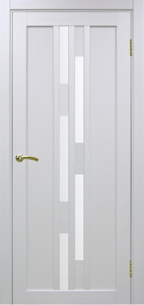 Комплект двери Оптима Порте 551 ст сатин 600x2000 - фото 5