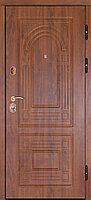 Сейф-дверь Дверной континент Флоренция дуб золотой 860×2050