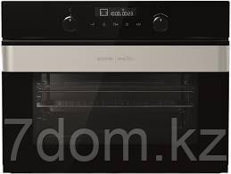Встраиваемая духовка с функцией СВЧ электрическая Gorenje BCM 547 ORAB