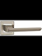 Дверная ручка PUNTO Blade матовый никель/хром