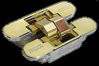 Скрытые петли Morelli с 3-D регулировкой HH-4 B Цвет - Золото