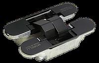 Скрытая петля Morelli с 3-D регулировкой HH-4 B Цвет - Черный