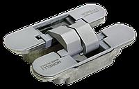 Скрытая петля Morelli с 3-D регулировкой HH-4 SC Цвет - Матовый хром