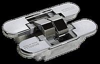 Скрытая петля Morelli с 3-D регулировкой HH-4 PC Цвет - Хром
